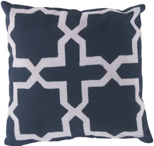 Surya Rain Pillow Rg-009 Navy