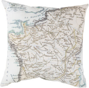 Surya Rain Pillow Rg-129