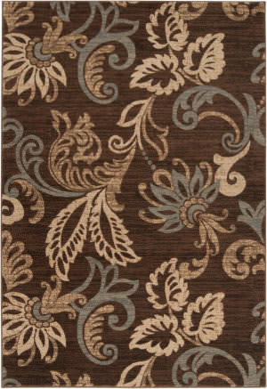 Surya Riley RLY-5022 Coffee Bean Area Rug