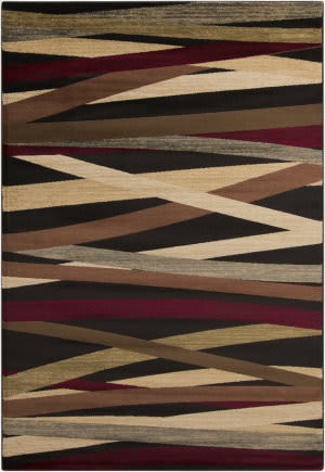 Surya Riley RLY-5057 Charcoal Area Rug