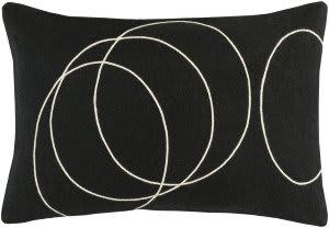 Surya Solid Bold Pillow Sb-036
