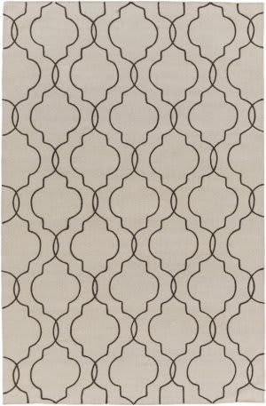 Surya Seabrook Sbk-9015 Cement/Brown Area Rug