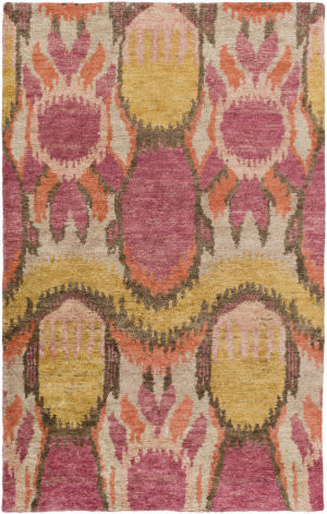 Surya Scarborough Scr-5149 Burnt Orange Area Rug