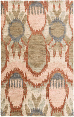 Surya Scarborough Scr-5150 Cherry Area Rug