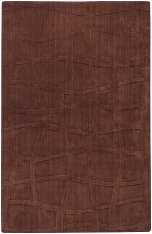 Surya Sculpture SCU-7500 Chocolate Area Rug