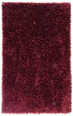 Surya Shimmer SHI-5012 Cranberry Area Rug
