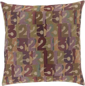Surya Shoop Shoop Pillow Shp-001