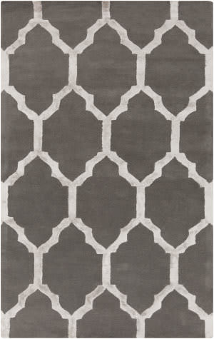 Surya Skyline Skl-2011 Charcoal / Light Gray Area Rug