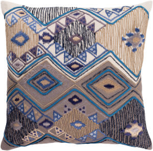 Surya Splendid Pillow Sld-002