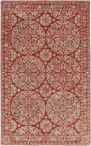 Surya Smithsonian Smi-2154 Red Area Rug