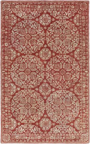 Surya Smithsonian Smi-2154 Red Area Rug