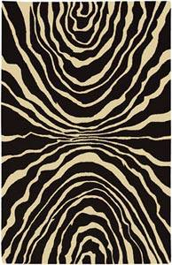 Surya Studio SR-140 Black Area Rug