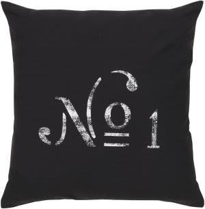 Surya Pillows ST-083 Black/Ivory