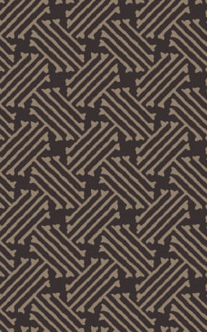 Surya Stamped STM-812 Charcoal Area Rug