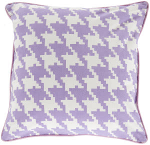 Surya Houndstooth Pillow Sy-036