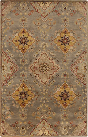 Surya Tinley Tin-4005 Charcoal Area Rug