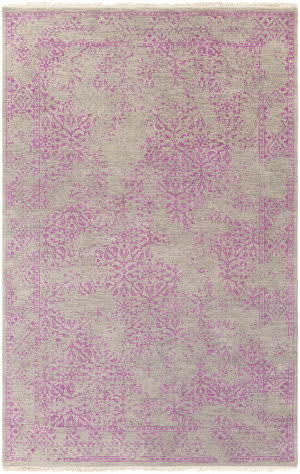 Surya Transcendent Tns-9012 Purple / Gray Area Rug