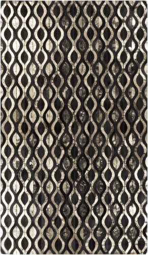 Surya Trail Trl-1133 Black Area Rug
