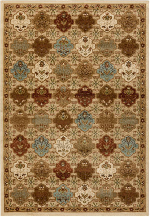 Surya Tatil Ttl-1018 Chocolate Area Rug