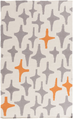 Surya Textila Txt-3004 Burnt Orange Area Rug