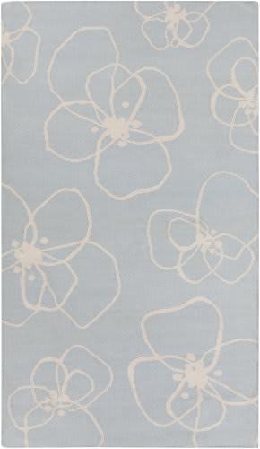 Surya Textila Txt-3008 Sky Blue Area Rug
