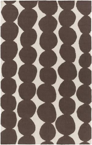 Surya Textila Txt-3012 Black Area Rug
