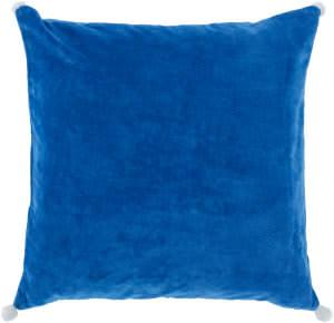Surya Velvet Poms Pillow Vp-001