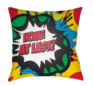 Surya Warhol Pillow Wa-019