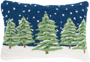Surya Winter Pillow Wit-020  Area Rug