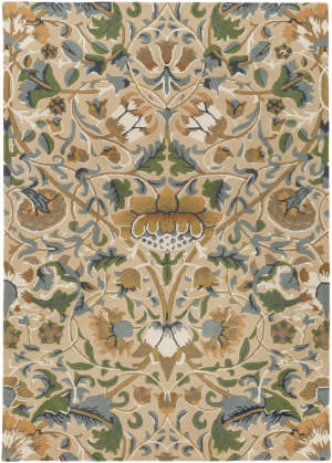 Surya William Morris Wlm-3010  Area Rug