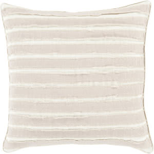 Surya Willow Pillow Wo-002 Taupe