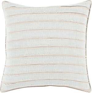 Surya Willow Pillow Wo-006 Gray