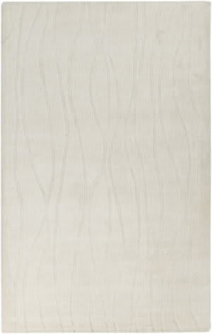 Surya Wave WVE-1003 Winter White Area Rug