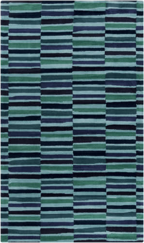 Surya Young Life YGL-7004 Blue / Green Area Rug