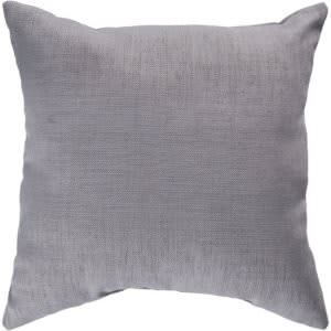 Surya Pillows ZZ-406 Gray