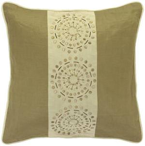 Surya Pillows PBST-428C Green