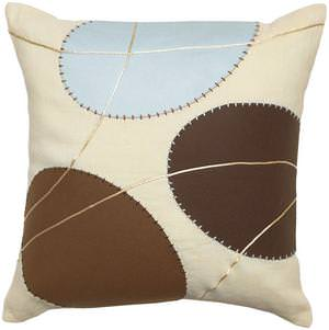 Surya Pillows PL-9004 Ivory