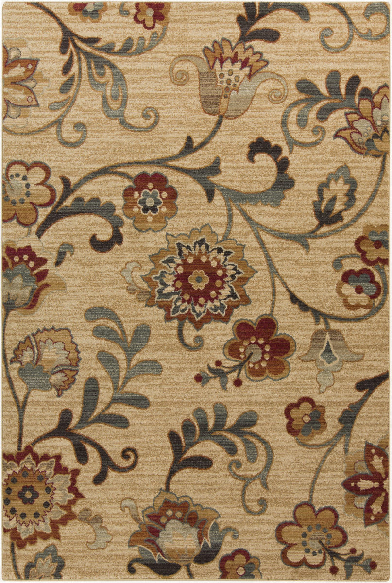 Surya Arabesque Abs 3027 Taupe Clearance Rug Studio