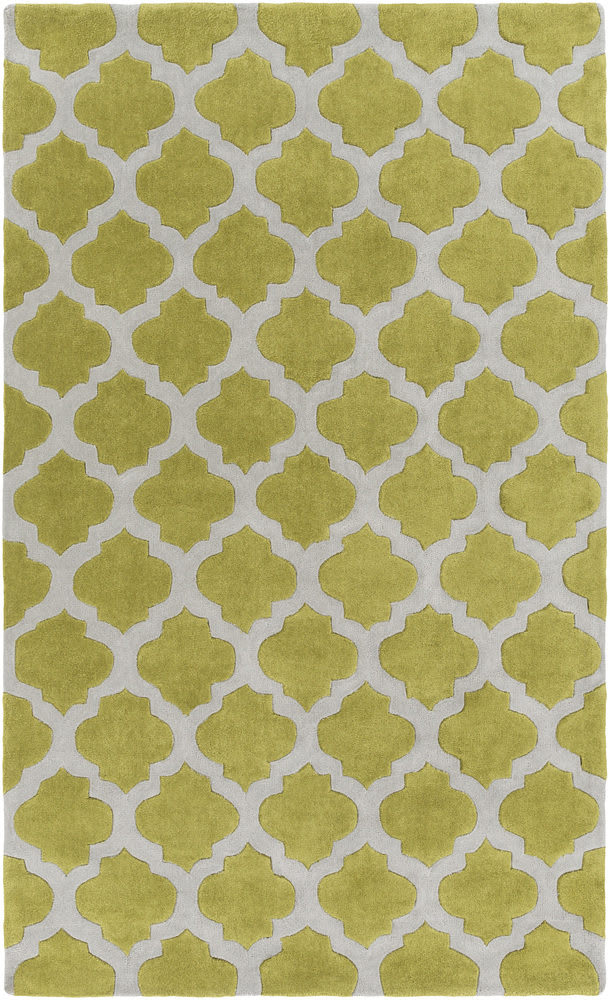 Surya Cosmopolitan Cos 9240 Lime Area Rug Clearance 111079