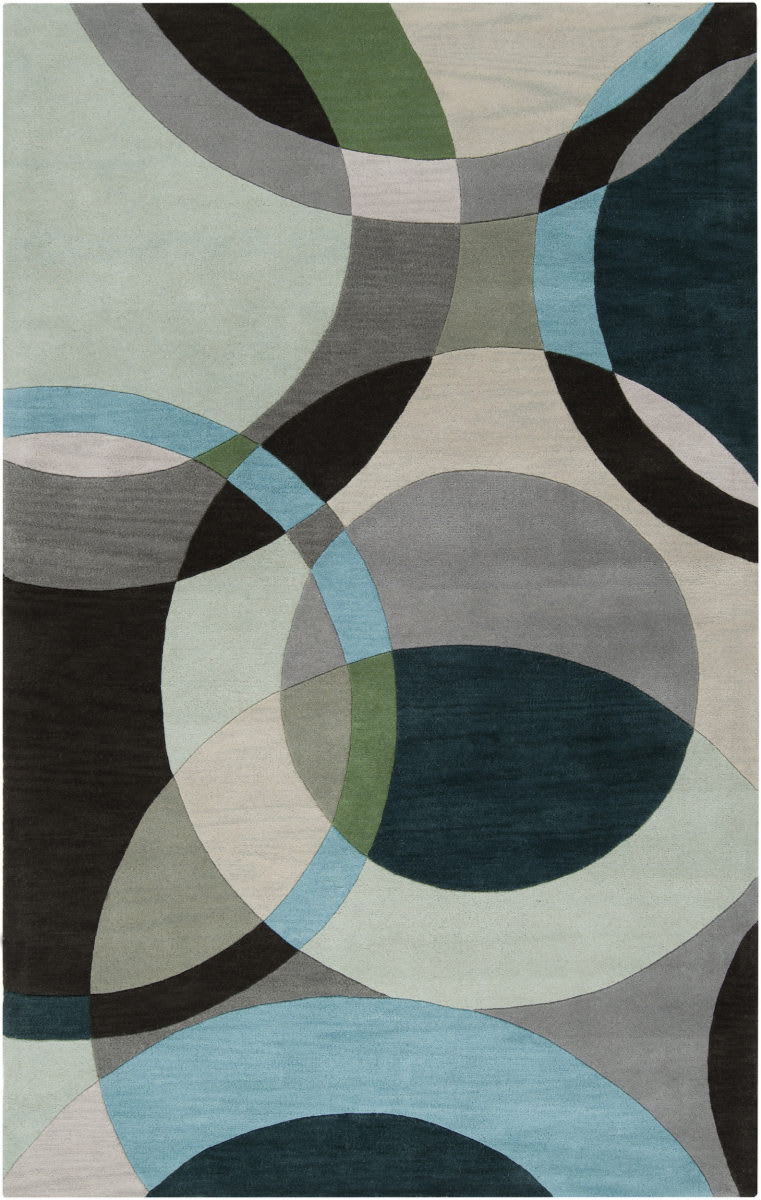 Surya Forum Fm 7157 Dove Gray Rug Studio