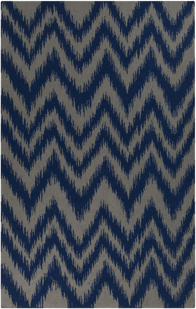 Surya Frontier Ft 500 Dark Blue Area Rug Clearance 88412
