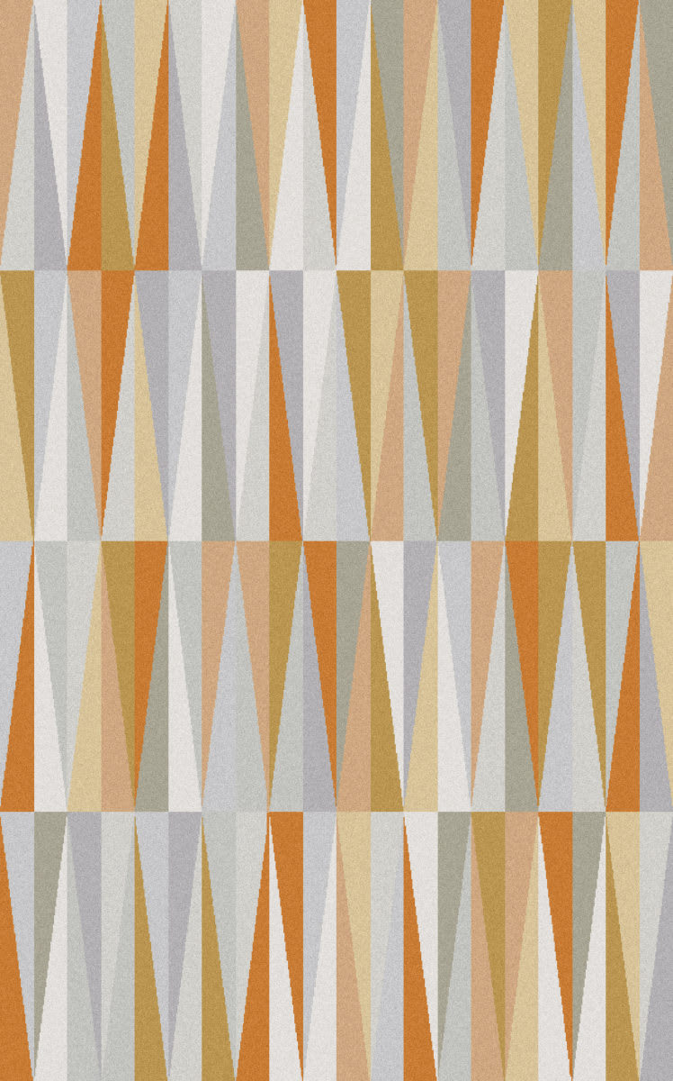 Surya Frontier FT 580 Gray   Green   Orange Clearance | Rug Studio
