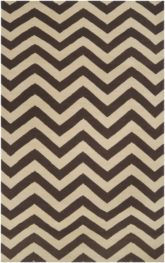 Surya Frontier Ft 99 Chocolate Area Rug Clearance 56690