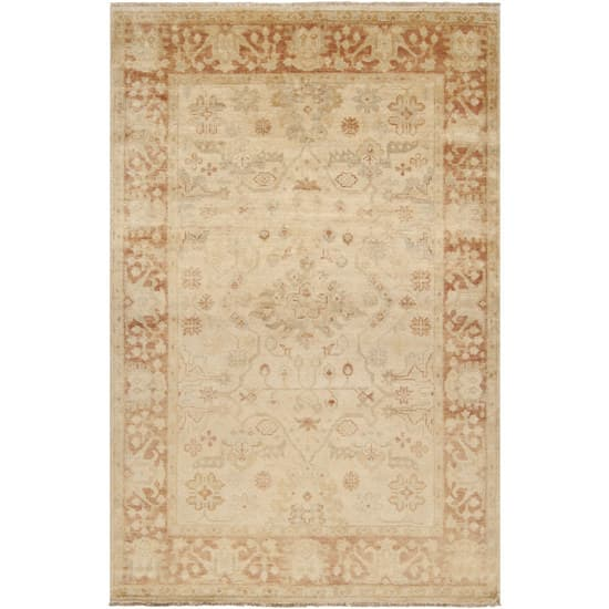 Lighting Studio Jaipur: Surya Hillcrest HIL-9007 Biscotti Area Rug Clearance #65626
