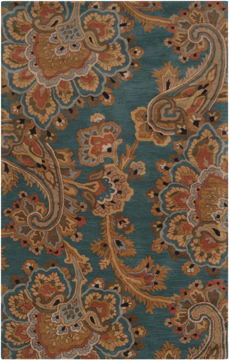 Surya Sea Sea 168 Teal Clearance Rug Studio