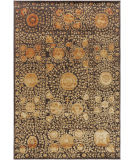 Surya Arabesque Abs-3059 Black Area Rug