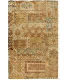 Surya Ainsley AIN-1011 Gold / Rust / Sea Foam Area Rug