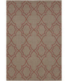 Surya Alfresco ALF-9588 Taupe / Red Area Rug