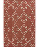 Surya Alfresco ALF-9591 Ivory / Red Area Rug