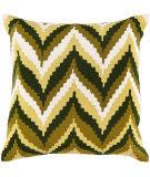 Surya Pillows AR-052 Green/Ivory